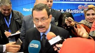 أخبار اليوم | أحمد درويش : مصرعائدة بقوة لتقديم خدمات التموين البحري