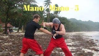 Уроки Филиппинского Бокса : 5-е Mano-Mano RAPT #panantukan