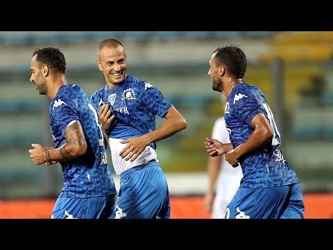 Gli highlights di Empoli-Pontedera 5-1