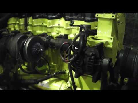 #2. Капитальный ремонт двигателя Caterpillar C15. Запуск.