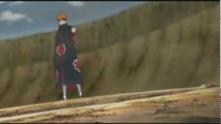 Naruto vs Pain AMV In the End Linkin Park