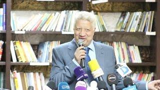 أخبار اليوم | مرتضى منصور: إسلام جمال هيغنى فى بتروجت