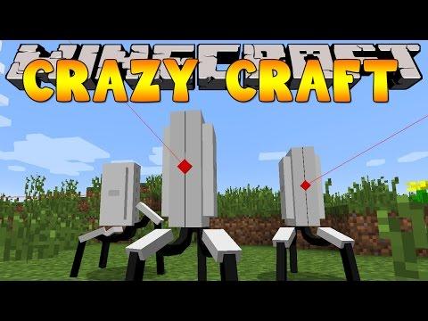 Minecraft Crazy Craft 3.0 : A BIG SURPRISE #15
