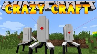 Minecraft Crazy Craft 3.0 : A BIG SURPRISE #15