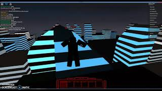 Roblox Ro Ghou: Blending with the night and glitches!
