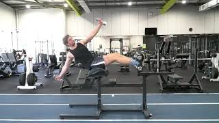 Suspended Bench Twists
