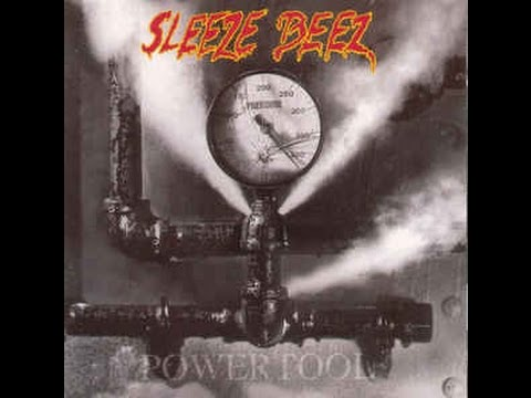 Sleeze Beez - Powertool 1992 [Full Album]