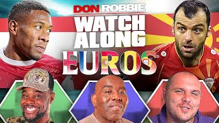 Austria vs North Macedonia | Euro 2020 Watch Along LIVE Ft Expressions & Nicky
