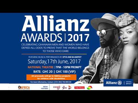 ALLIANZ AWARDS 2017 - For The One's Who Dare