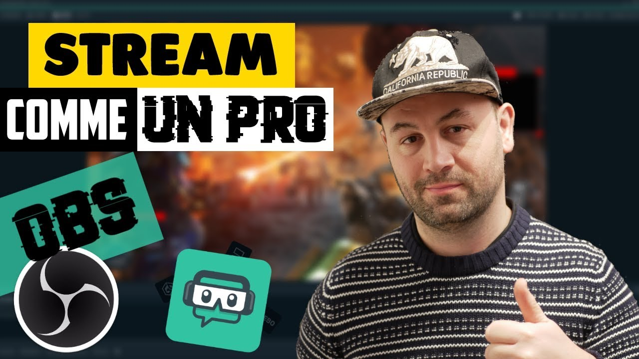 [TUTO] Comment Streamer comme un Pro (Twitch/youtube) ! Streamlabs OBS