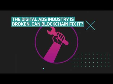 The digital ads industry is broken. Can blockchain fix it?