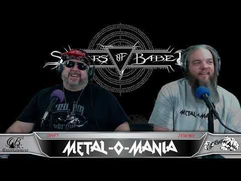 #118 Metal O Mania - Interview with CRISIX
