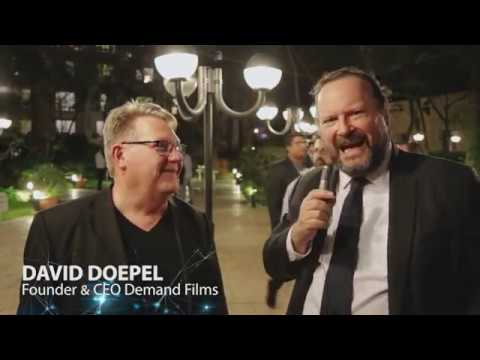 David Doepel, CEO Of Demand Film, Discusses His Blockchain-based Film Distribution Platform