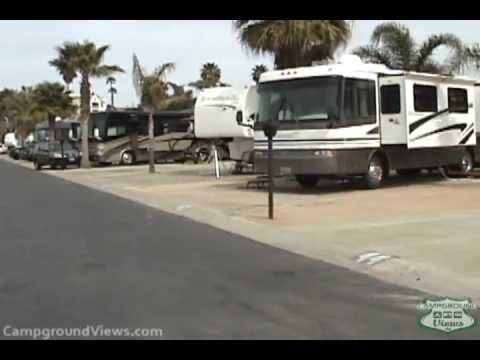 Campgroundviews Com Paradise By The Sea Rv Resort Oceanside
