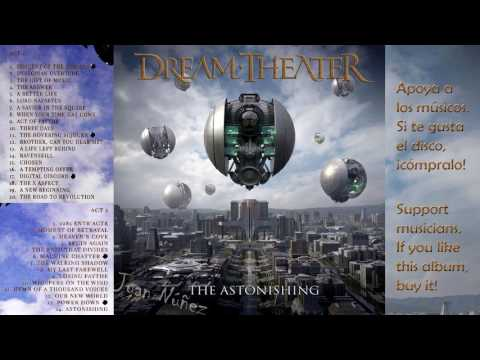 Dream Theater - The Astonishing (HD) - Full album