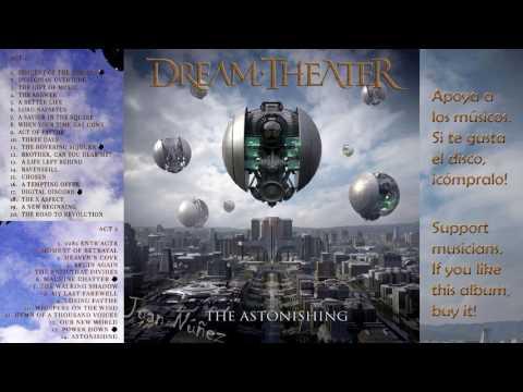 Dream Theater - The Astonishing (HD) - Full album