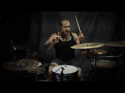 BAD WOLVES LEARN TO  DRUM PLAYTHOUGH