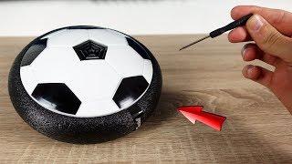 Dieser FUßBALL schwebt in der LUFT! - Was steckt in einem Hoverball?