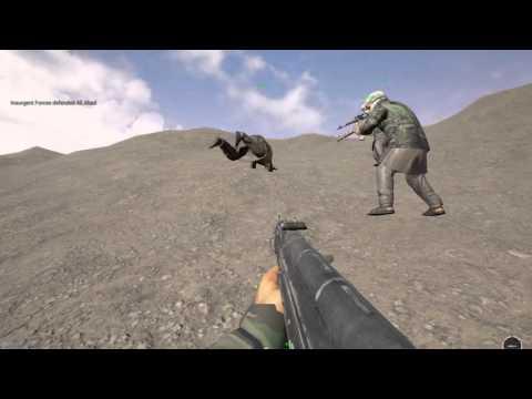 Squad - Crawling animation bug