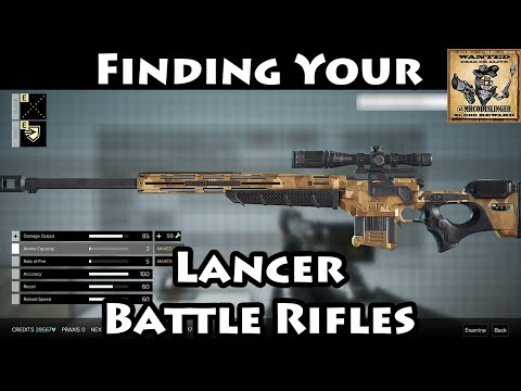 Deus Ex Mankind Divided - Finding Your Lancer Battle Rifles