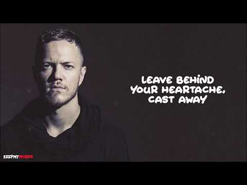 Imagine Dragons - Natural ( Lyrics Video )