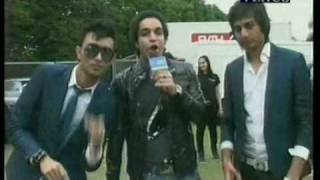 (1/4) East London Mela 2009 Ek aur Ek 11 Venus Tv  Road Show