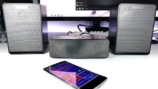 LG Music Flow Speaker Review - H3 & H4 Setup