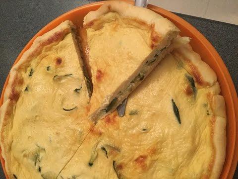 recette-de-la-quiche-aux-courgettes-chèvre-frais-et-moutarde