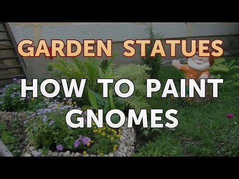 How to Paint Gnomes
