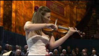 Janine Jansen: Mendelssohn's Violin Concerto Mvt.3