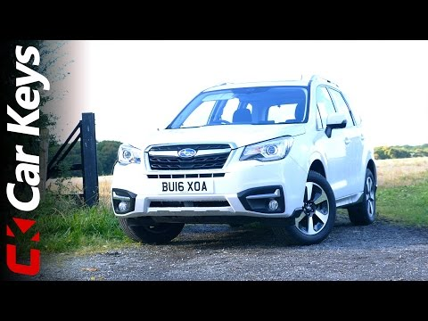 Subaru Forester 4K 2016 review - Car Keys