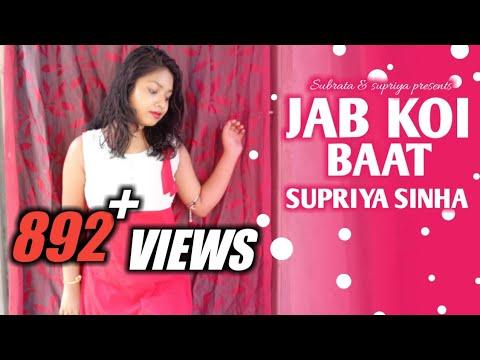 jab-koi-baat-bigad-jaye---dj-chetas-|-supriya-sinha-|-female-cover-|-venus-|-latest-romantic-song