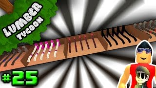 Lumber Tycoon EP. 25: rara loja AXE! | Roblox