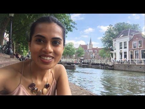 Travel Vlog   My City Story   Utrecht City walk   Canal Pride Celebration   Netherlands