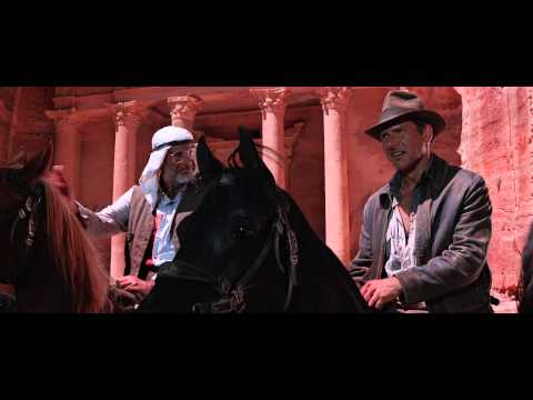 Indiana Jones and the Last Crusade - Ending Scene