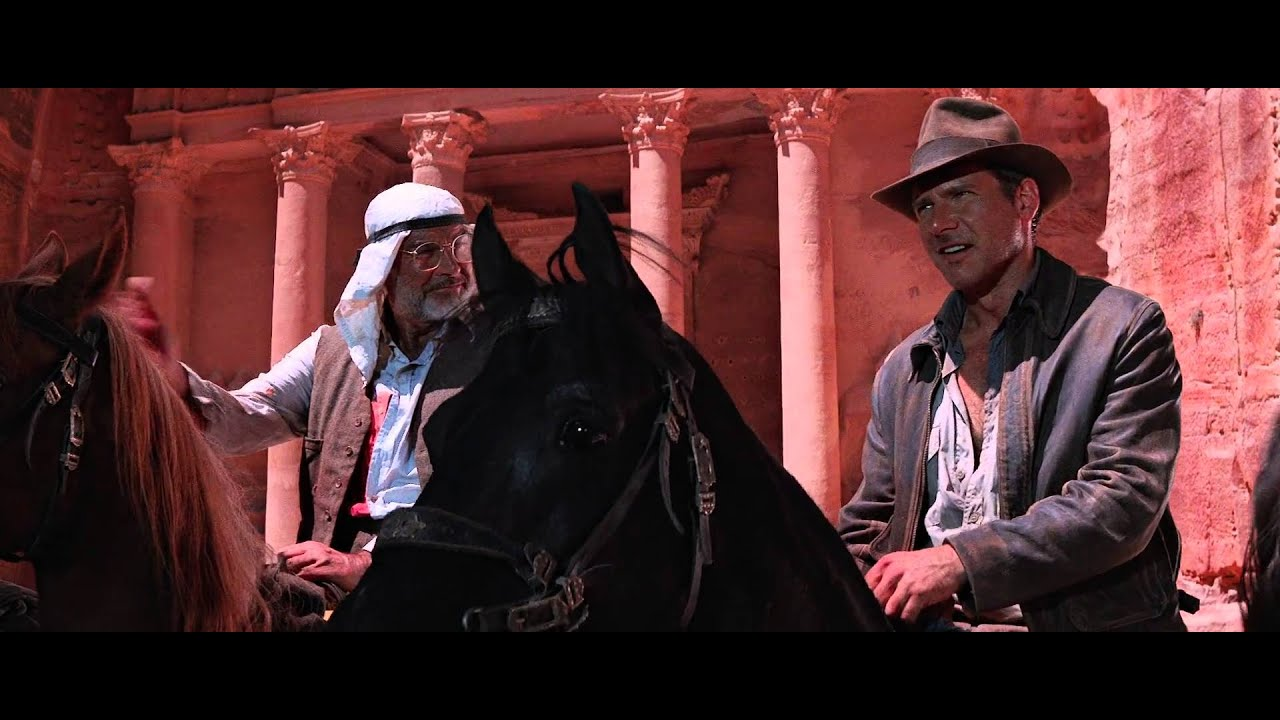 Resultado de imagen para indiana jones and the last crusade petra jordan