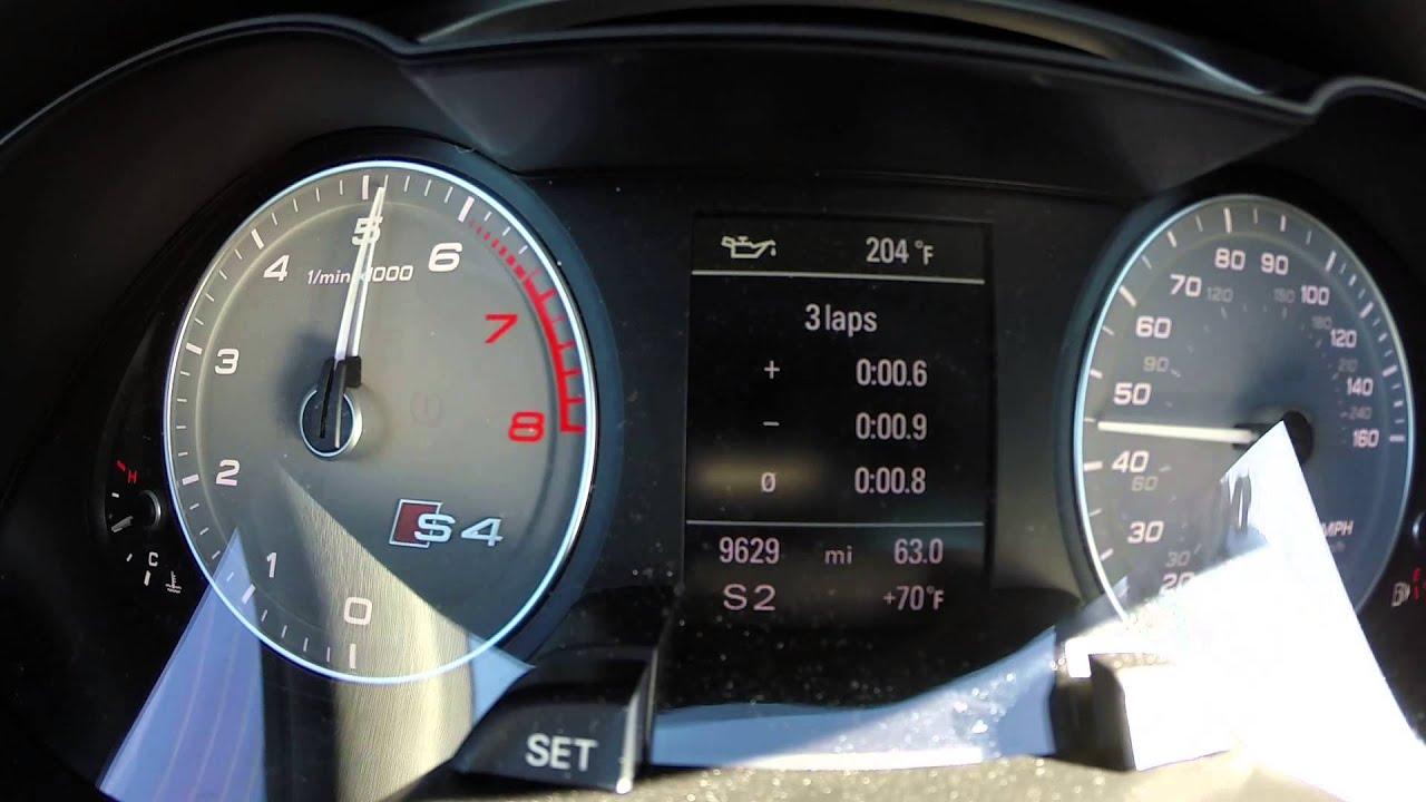 Audi S4 0 60 >> Audi S4 0 60 Times Quarter Mile