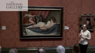 The Rokeby Venus: Velázquez's only surviving nude | The National Gallery
