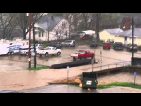 Potosi flooding