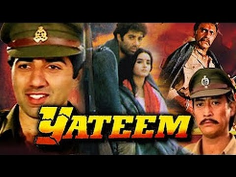 Yateem 1988 Full Hindi Movie  Sunny Deol, Farah Naaz, Danny Denzongpa