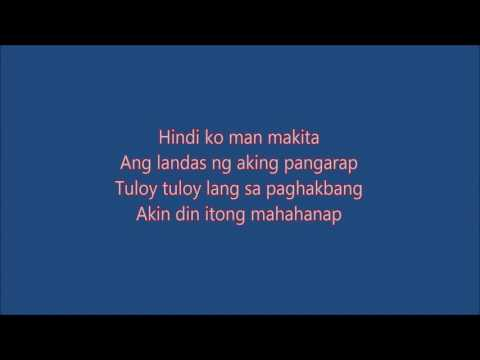 Maricris Garcia - Pangarap [Studio Version with lyrics]