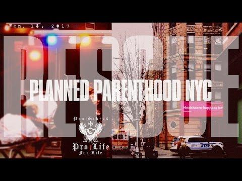 Margaret Sanger Center-Planned Parenthood 26 Bleecker St New York, NY 10012 / ABORTION RESCUE 2017