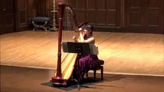 Vier Nachtszenen - Claude Baker - Rosanna Moore, harp