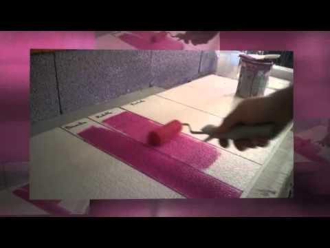 C mo pintar poliespan porexpan corcho blanco youtube - Como pintar techos ...