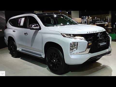 2021 Mitsubishi Pajero