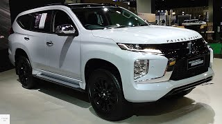 2021 Mitsubishi Pajero Sport 2.4 Diesel Elite Edition / In Depth Walkaround Exterior & Interior