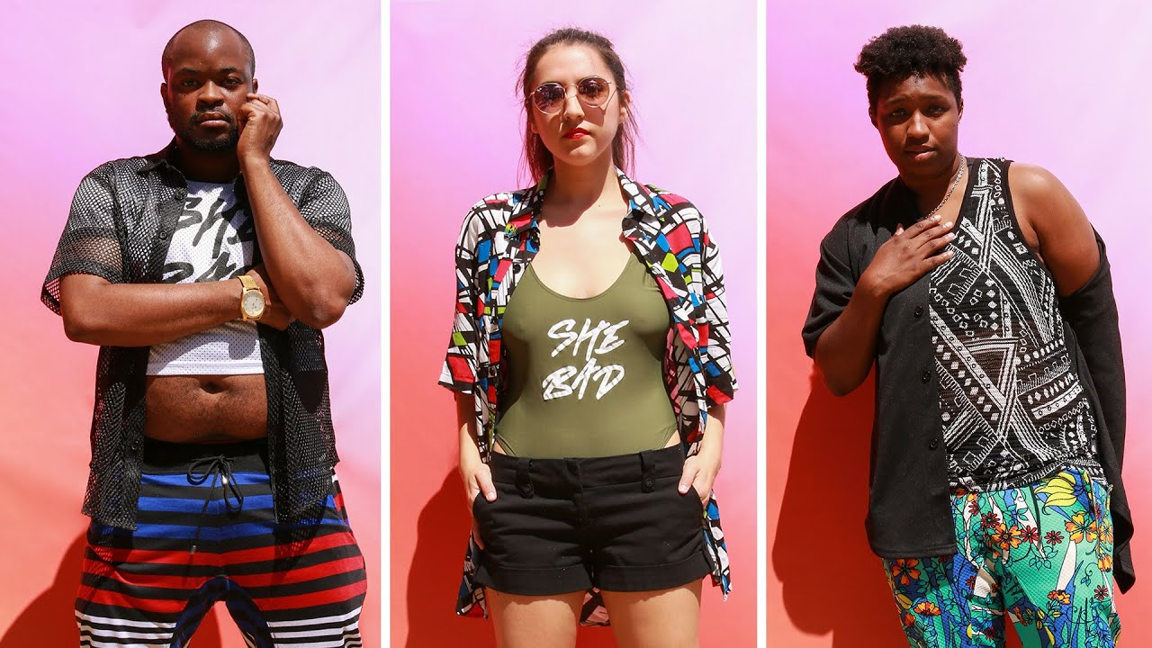 Celebrity Stylists Styled Us For Pride