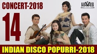 INDIAN DISCO POPURRI 2018 Havas Guruhi Concert 21 11 2018 Song 14