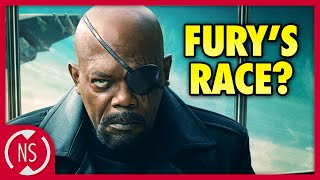 Is Nick Fury BLACK or WHITE? || Comic Misconceptions || NerdSync