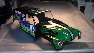 1/4 Scale Grave Digger Part 25 with Stinger 609